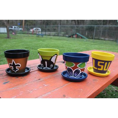 Image flower pots