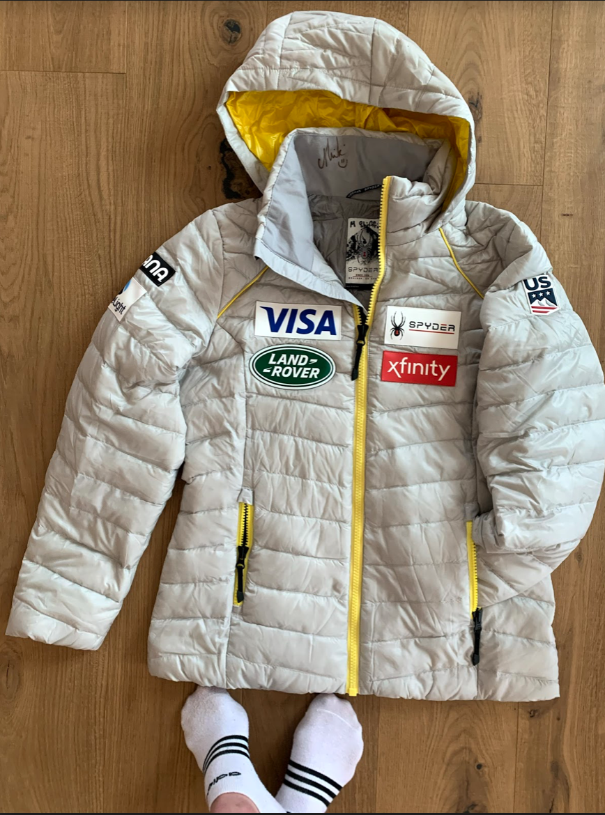 5. us ski team jacket