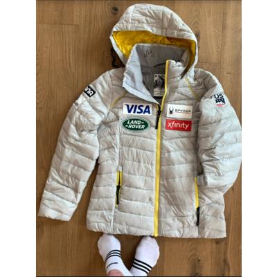 Image 5. us ski team jacket