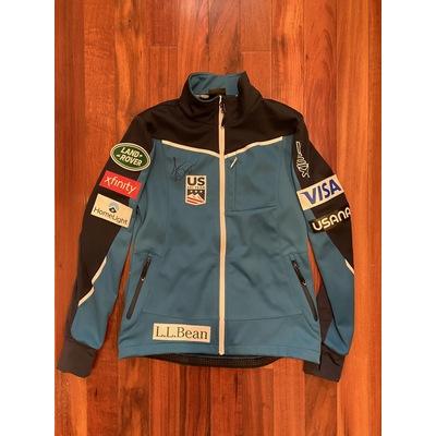 Image us cross country team swix training jacket