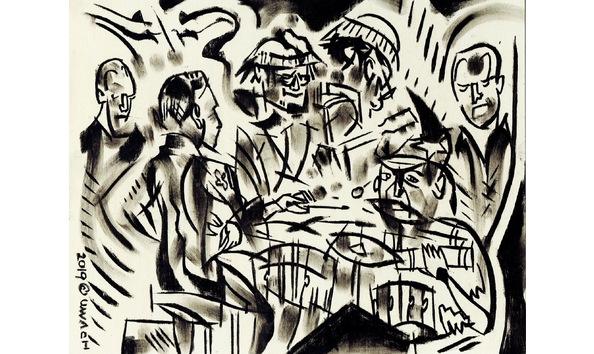 Big image lewis achenbach live artwork 1