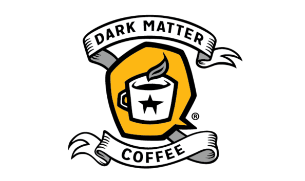 Big image dark matter coffee logo
