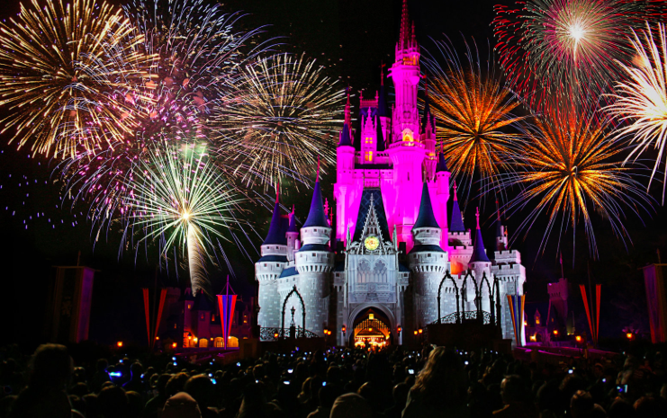 Disney block out dates in Brisbane