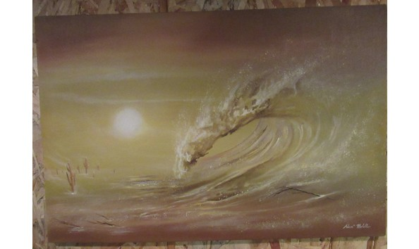 Big image desert storm by adam molella