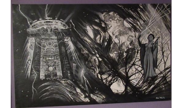 Big image she moves the darkness by adam molella