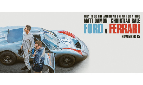 Big image ford vs ferrari poster