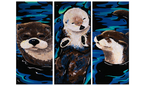 Big image chantelle trainor matties otter series
