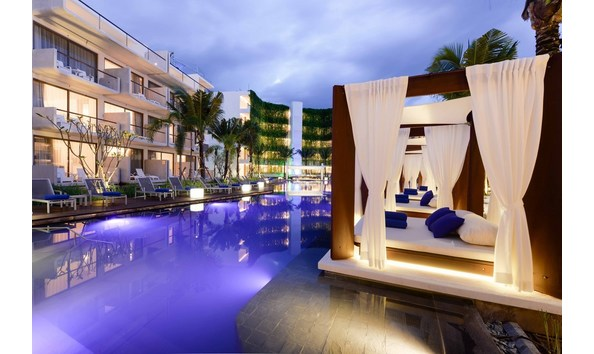 Rooms: Dream Hotel & Spa 8 Days/ 7 Night