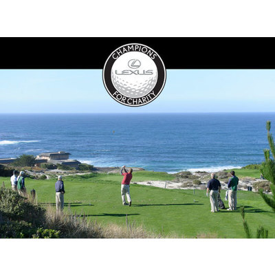 lexus champions for charity 2020