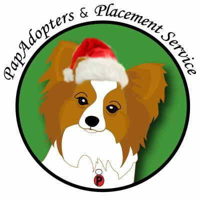 Papadopters christmas logo