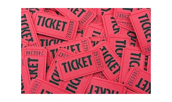 10 Raffle Tickets for $20