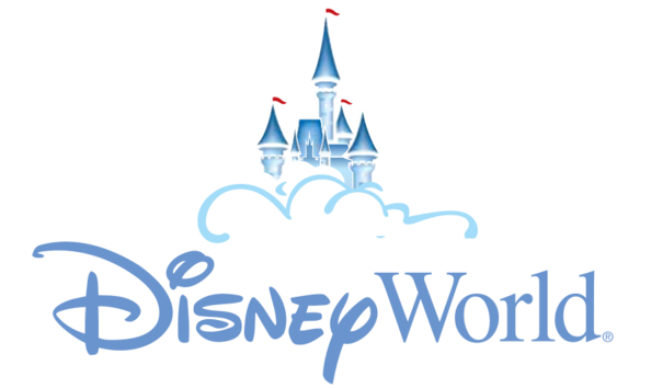 Big image disney world logo