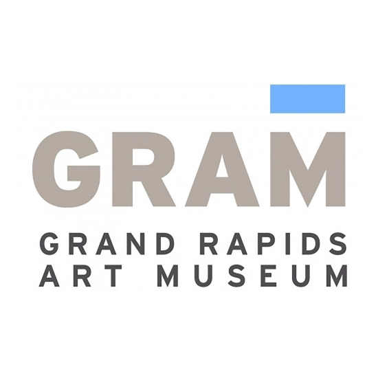 Image result for grand rapids art museum logo
