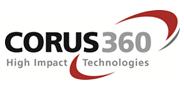 Sponsor logo corus360