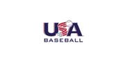 Sponsor logo usa baseball logo