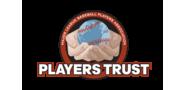 Sponsor logo players trust logo