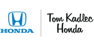 Sponsor logo tom kadlec honda