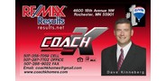 Sponsor logo coach k
