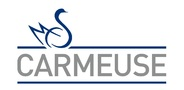 Sponsor logo carmeuse logo blue gray
