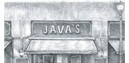 Sponsor logo java s illustration