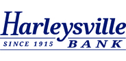 Sponsor logo harleysville bank logo ot