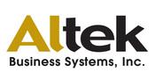 Sponsor logo altek logo