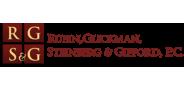 Sponsor logo rgsglaw logo