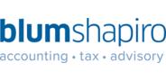 Sponsor logo blum logo w sub line blue small