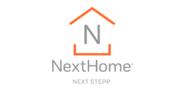 Sponsor logo next home next stepp logo