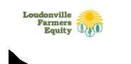 Sponsor logo loudonville farmers equity logo