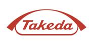 Sponsor logo takeda 185
