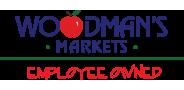 Sponsor logo woodmans logo