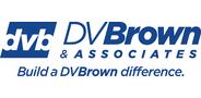 Sponsor logo dvbrownlogo tag rgb  with slogan