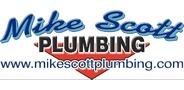 Sponsor logo mike scott plumbing logo 2