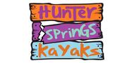 Sponsor logo hunter springs kayaks crystal river