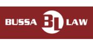 Sponsor logo bussa law logo