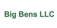 Sponsor logo big bens llc logo