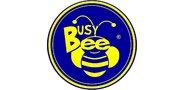 Sponsor logo busy bee logo