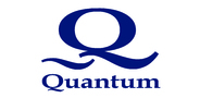 Sponsor logo quantum logo blue high res