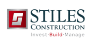 Sponsor logo stiles construction