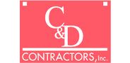 Sponsor logo cd construction inc
