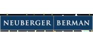 Sponsor logo neuberguer berman
