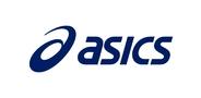 Sponsor logo asics logo