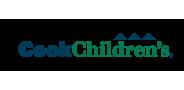 Sponsor logo cook children s