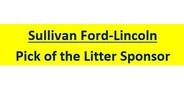 Sponsor logo sullivan ford linked nametag