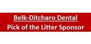 Sponsor logo belkditcharo linked name tag 101320