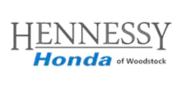 Sponsor logo hennessyhonda