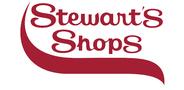 Sponsor logo stewarts shops wave logo