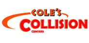 Sponsor logo coles collision