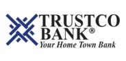 Sponsor logo trustcobank logo